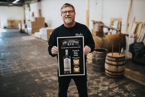 An Inside Look at Iowa Legendary Rye Distillery